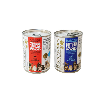 Moist Food in Cans
