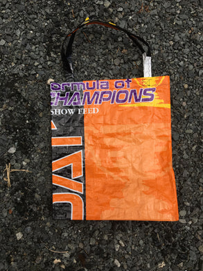 Formula of Champions Goat Feed Bag Tote