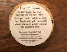 Dog Shampoo Bar