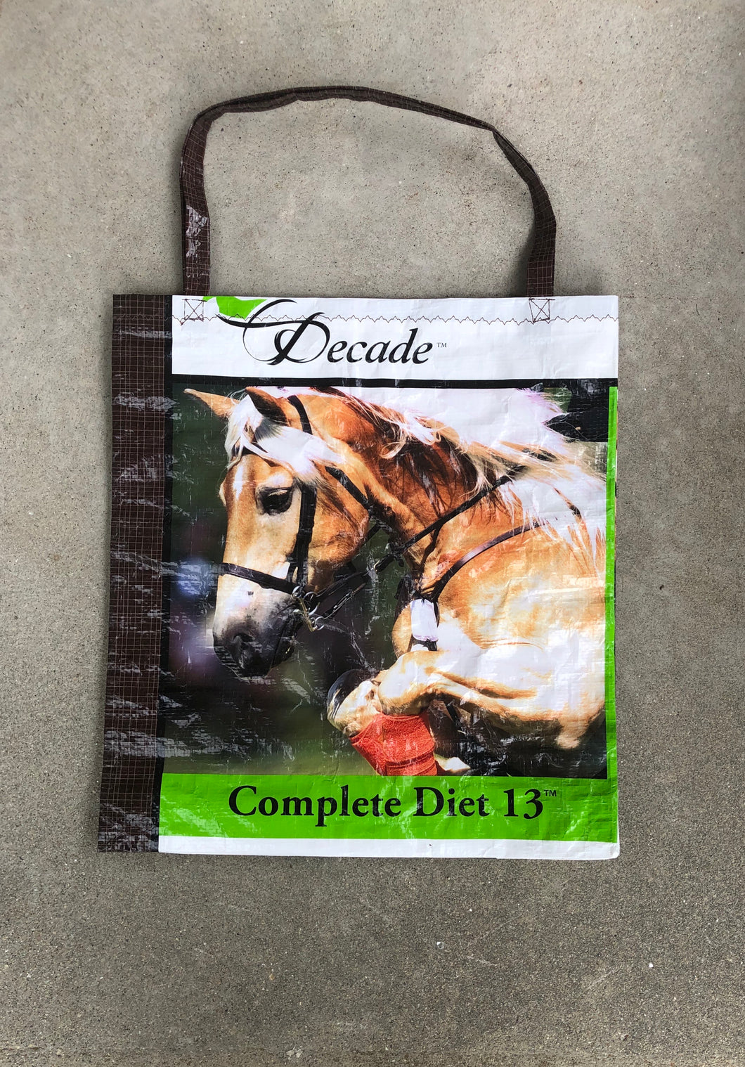 Decade Complete Diet 13 Tote Bag