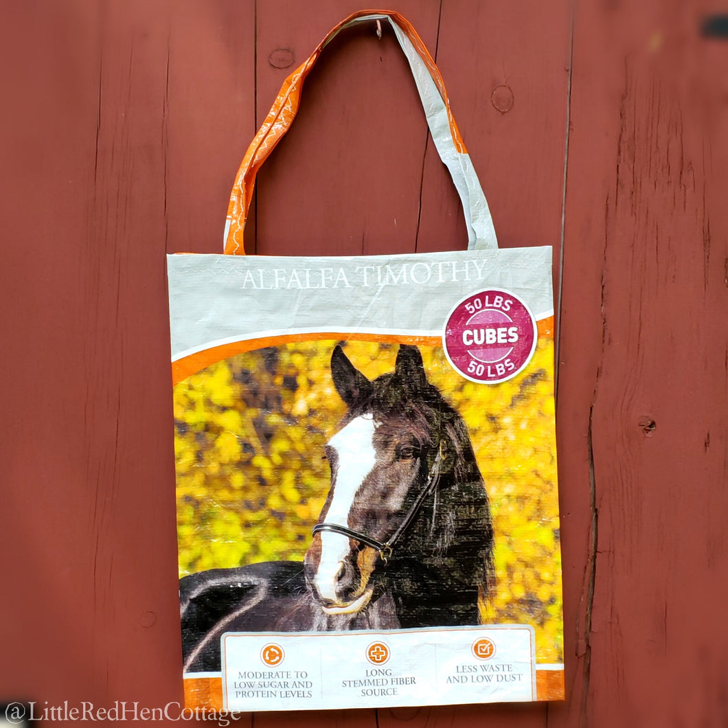 Alfalfa Timothy Tote Bag
