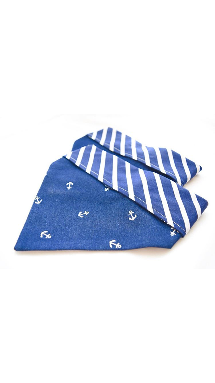 Anchors Away Bandana