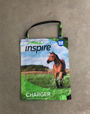 Inspire Charger Tote Bag