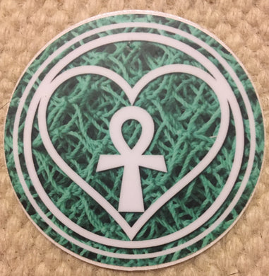 Planet Love Life Sticker