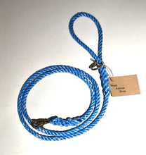 Blue Plain Maine Leashes