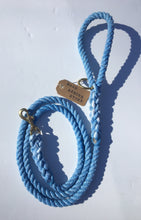 Point Judith Dyed Line Leashes