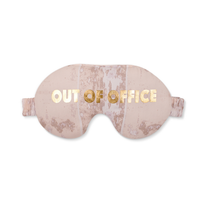 Out of Office Eye Mask