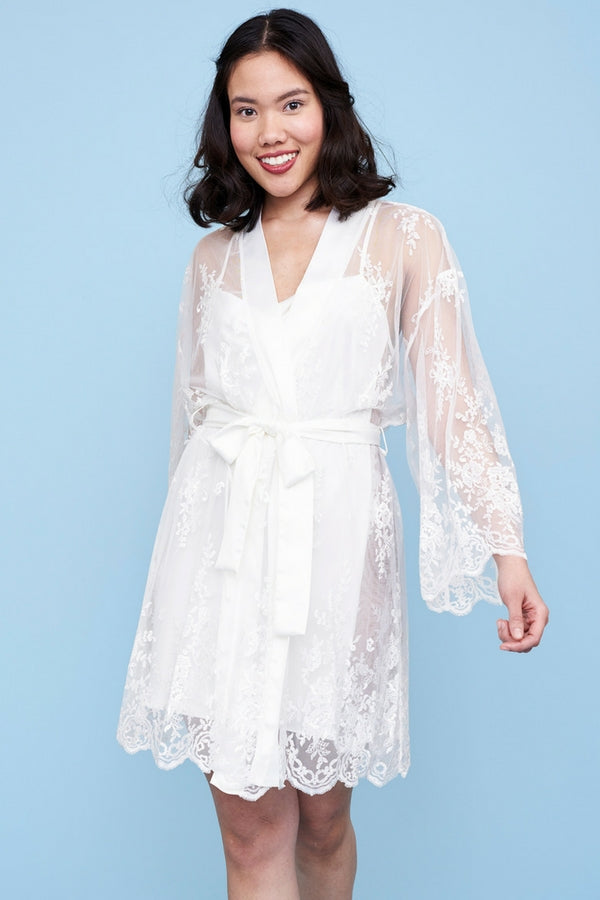 Rya Darling Short Robe