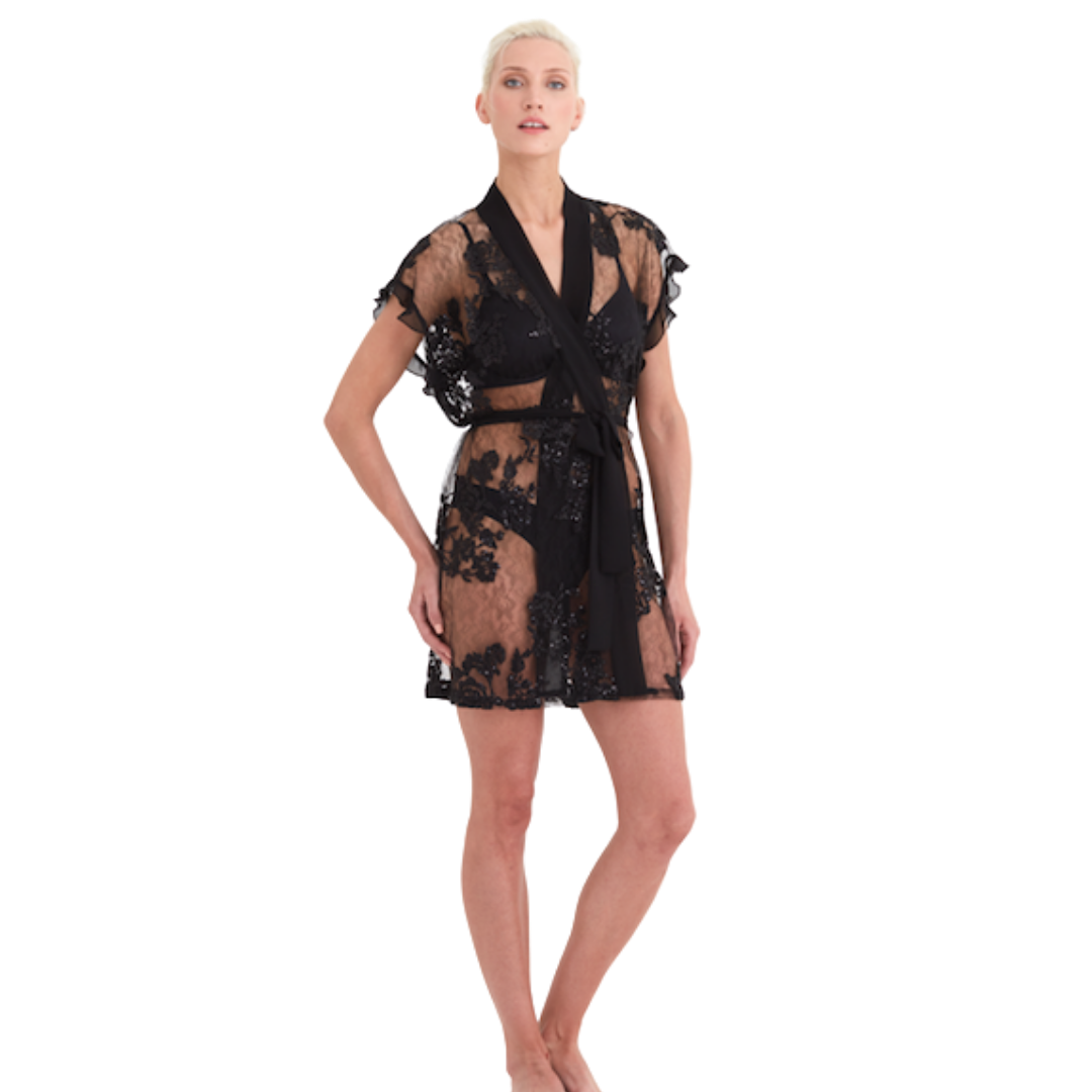 black-sexy-lace-robe-lounge