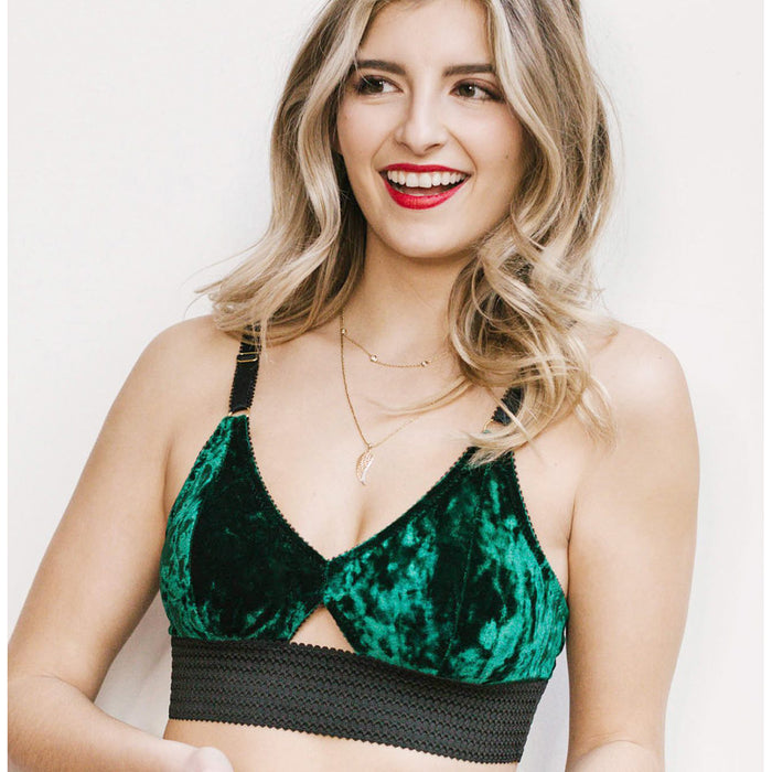 supportive-bralette-polka-dot-green