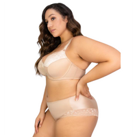 sexy lace plus size underwear nude