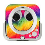 Rainbow Monster Skin for MINI Floor Cleaning Robots