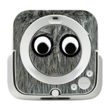 Grey Monster Skin for MINI Floor Cleaning Robots
