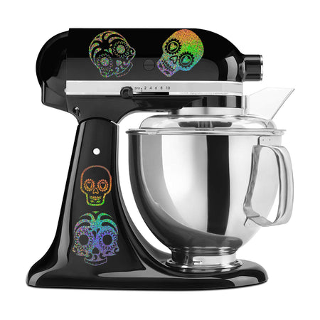 Rainbow Holographic Potions Master Decal Set