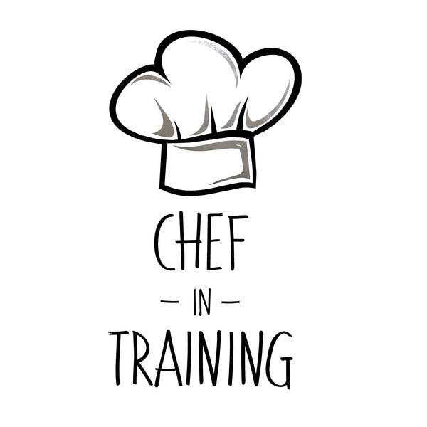 Chef in Training Youth Apron