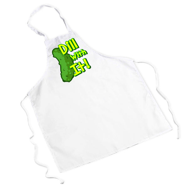 Dill with It Youth Apron
