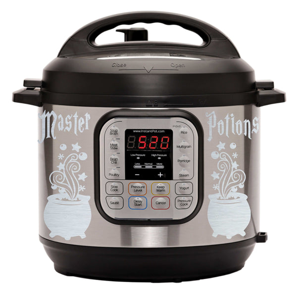 Potions Master Slow Cooker Decal