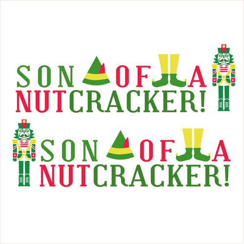 Son of a Nutcracker Slow Cooker Decal