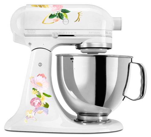 Unicorn Flower Mixer Set