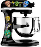 Sugar Skull Mixer Set