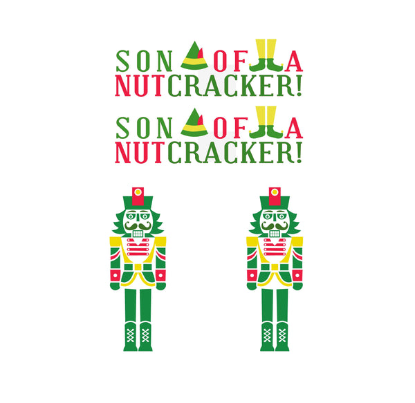Son of a Nutcracker Mixer Decal