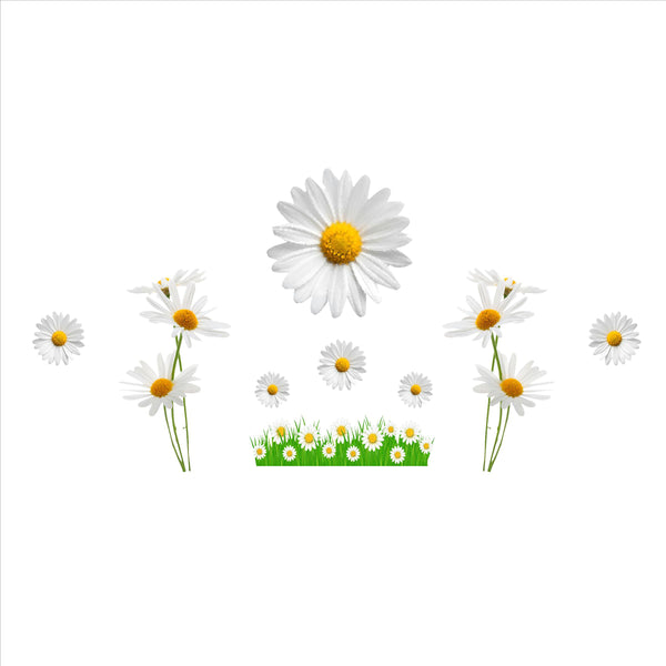 Daisy Decal Set for Keurig
