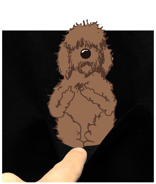 F-You Pocket Labradoodle Tee