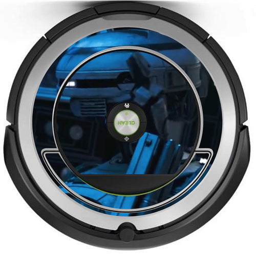 L3-37 Inspired Roomba Decal