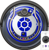 R2D2 TOP VIEW Skin for Floor Cleaning Robots