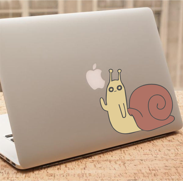 Adventure Time Snail Decal