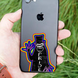 Babadook Rainbow Pride Decal