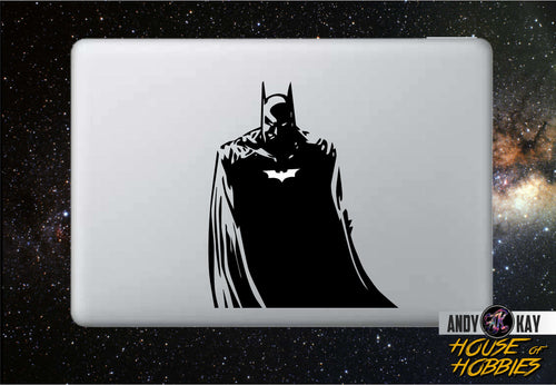 Dark Knight Complex Batman Vinyl Decal for Mac