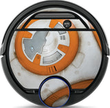 BB8 Skin for all Floor Cleaning Robots