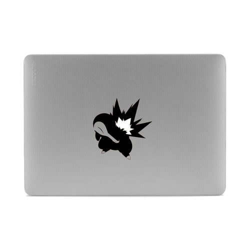 Cyndaquil Decal for Mac
