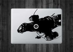 Beautifully Detailed Firefly Serenity Inspired Vinyl Decal with