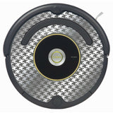 Houndstooth Pattern Roomba Decal
