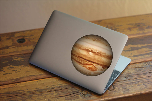 Planet Jupiter Printed Decal for Laptops, Windows and More! Lots of Sizes Available!