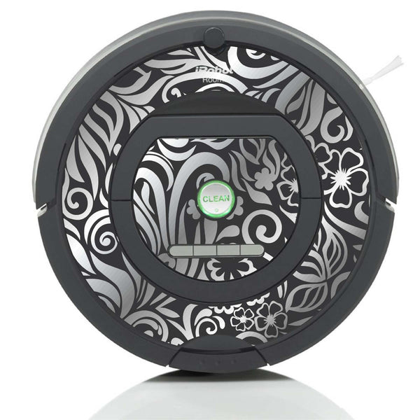 Cute flowers Decal for Roombas