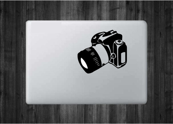 DSLR Laptop Decal