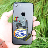 I Can't Believe - Butter Robot Decal