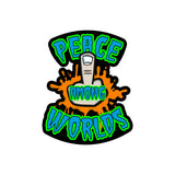Peace Among Worlds Decal