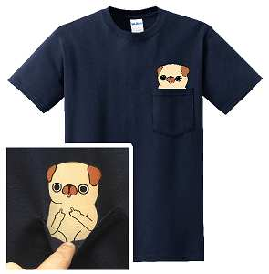 F-You Pocket Pug Tee