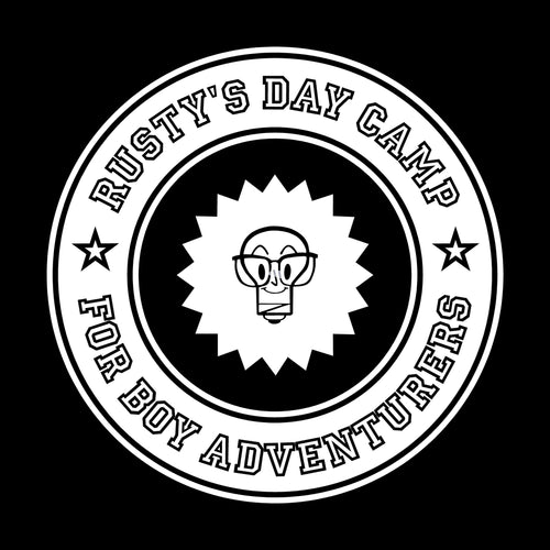 Rustys Day Camp Decal