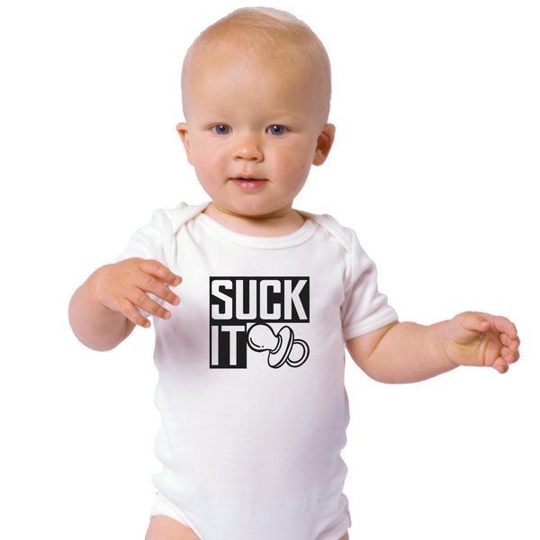 Suck It Onesie