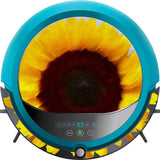 Watercolor Sunflower Skin for all Floor Cleaning Robots