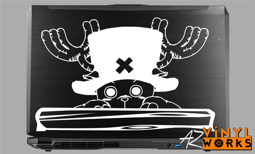 Tony Chopper Decal for Mac