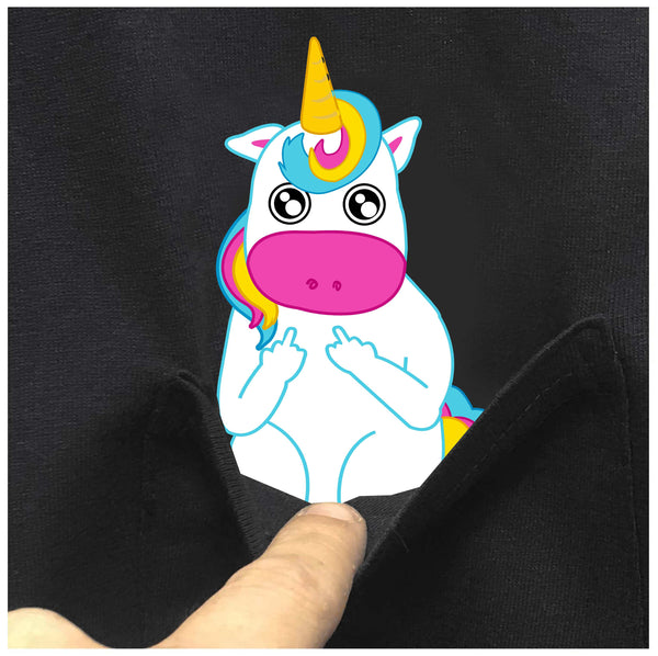 F-You Pocket Unicorn Tee