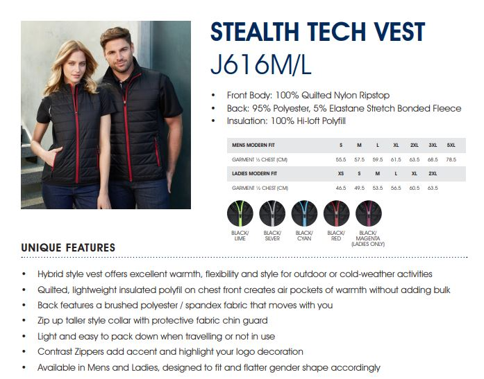 HorseUP STEALTH VEST YOU choose design and size