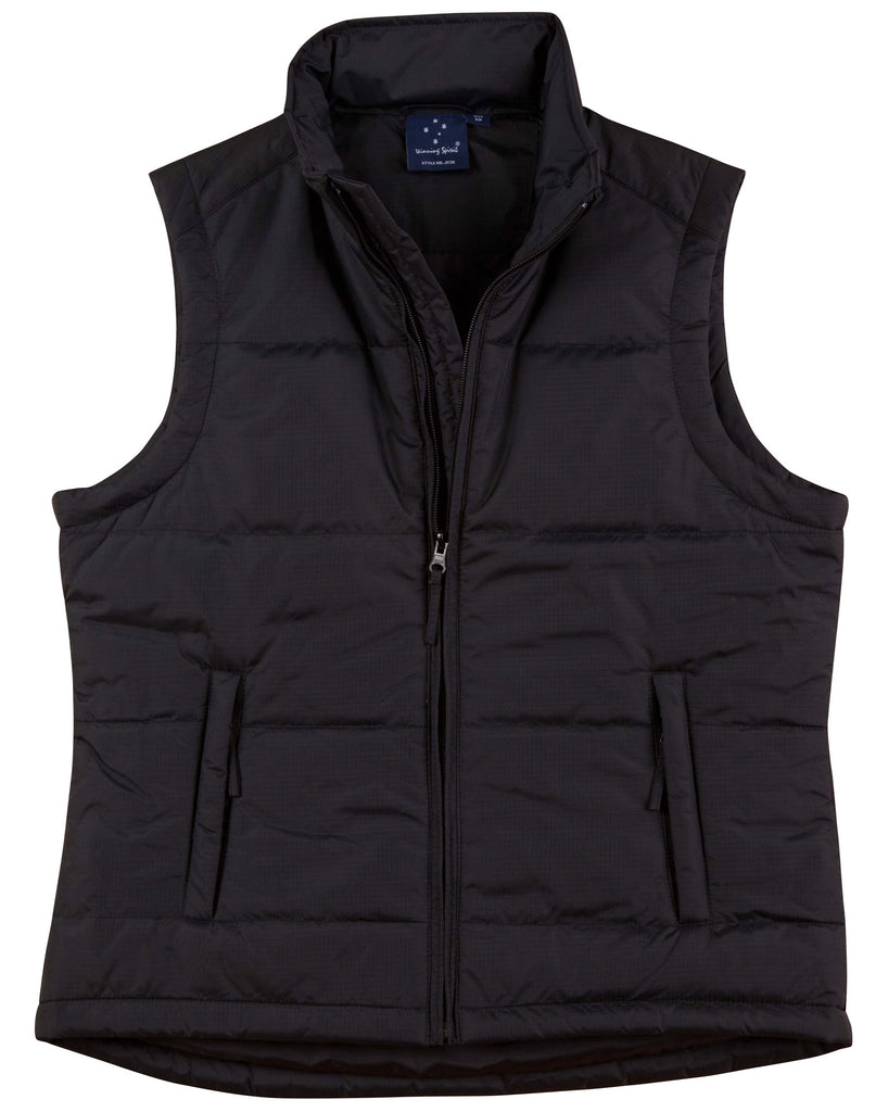 HorseUP Sale Black Padded Vest Ladies 10