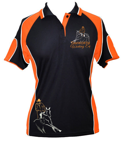 Tamworth Working Eq short sleeve Polo shirt
